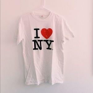 Tops - i love NY shirt
